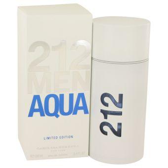 Image of   212 Aqua by Carolina Herrera - Eau De Toilette Spray 100 ml - til mænd