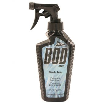 Image of   Bod Man Dark Ice by Parfums De Coeur - Gift Set BOD MAN Gift SetFresh Guy Bod Man Set Includes Fresh Guy, Really Ripped Abs and Dark Ice all in Body Sprays PDC 10/24/2017 - til mænd