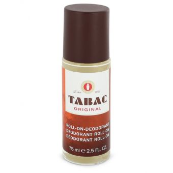 TABAC by Maurer & Wirtz - Roll On Deodorant 75 ml - til mænd